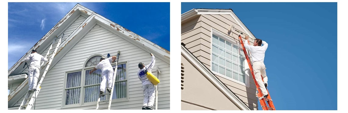 reasons to paint house exterior